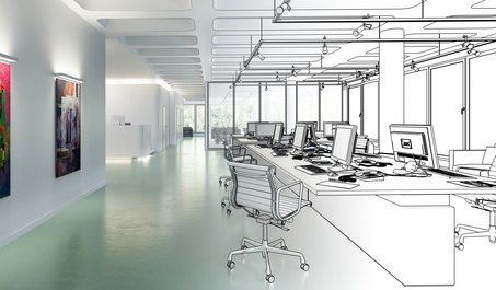 Moderne bürokonzepte  Bürokonzepte Teil 3 – Reversible Büros und Desk-Sharing