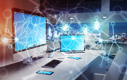 Schreibtisch Der Zukunft Fraunhofer Stellt Arbeitsplatzprototypen Vor