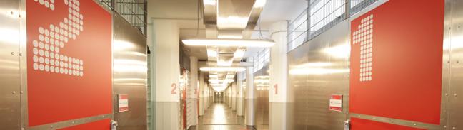 Flexible Lagerräume ab 12 m2
