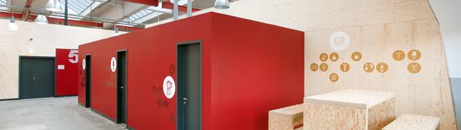 smartspace Workbox - Arbeitsflächen von 50 - 250 m2