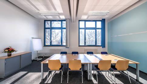 Bild kleiner Konferenzraum in Berlin Spandau Gartenfeld Straße