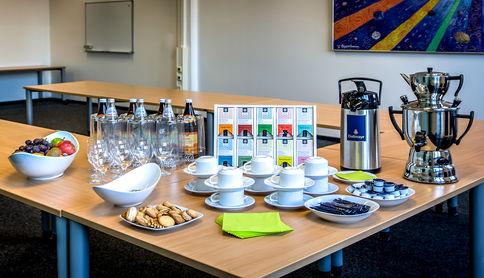 Bild Kaffee und Getränke für Ihren Konferenzraum in Berlin Spandau