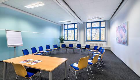 Bild Raum für Schulungen in Berlin Spandau Gartenfeld