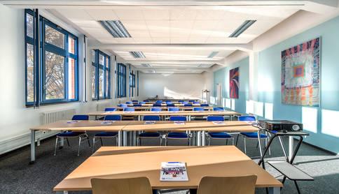 Bild Raum für Weiterbildungen in Berlin Spandau