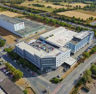 Sirius Business Park Friedrichsdorf