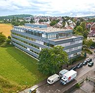 Sirius Business Park Stuttgart-Weilimdorf