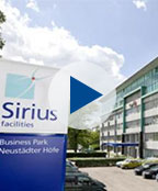 Video des Sirius Business Parks Magdeburg