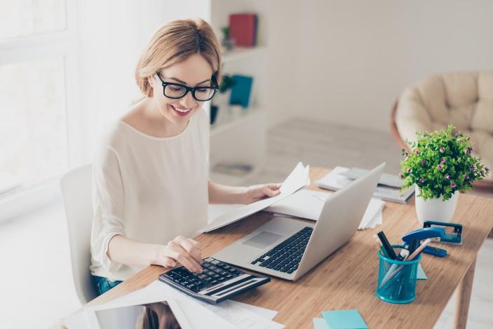 Wie richtet man ein Büro richtig ein?