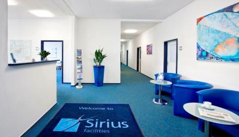 Büroflächen Sirius Business Park Bayreuth