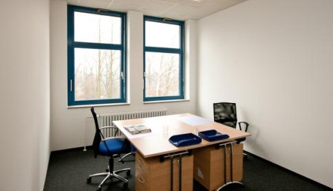 Büroflächen Sirius Business Park Berlin Gartenfeld