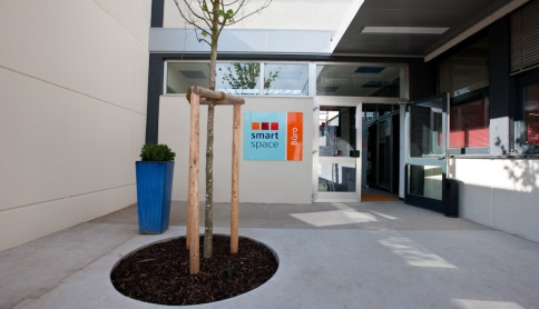 Bürogebäude Sirius Business Park Bayreuth