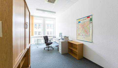 Büroraum im Sirius Business Park Bonn-Siemensstraße