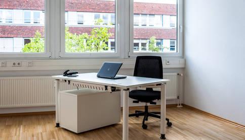 Büroraum, Büro Potsdam