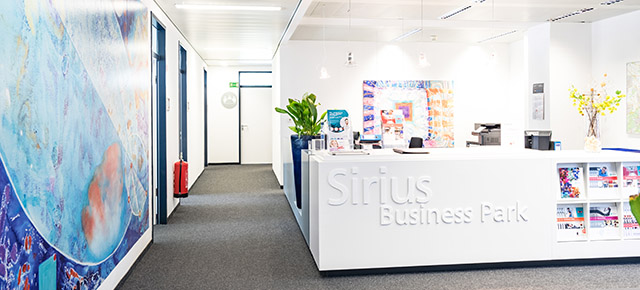eingang smartspace business center muenchen