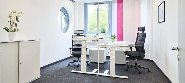 first choice business center muenchen airport helles buero