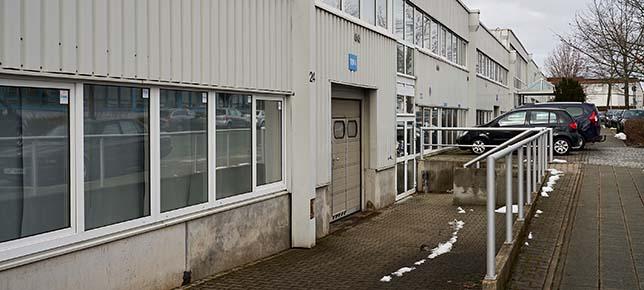 Halle Mieten Nürnberg