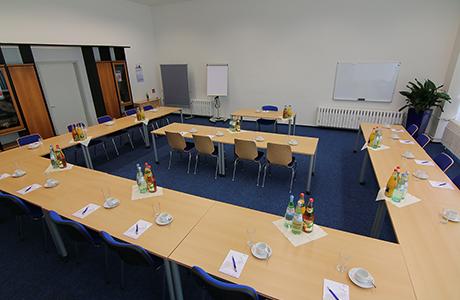 Foto Konferenzraum Titan in Magdeburg
