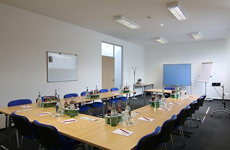 Konferenzraum Titan am Standort Köln