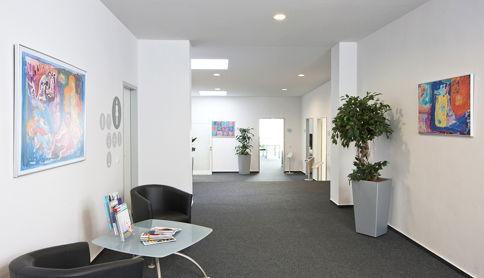 Konferenzzentrum im Sirius Businesspark Bonn-Dransdorf