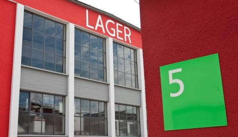Lagergebäude Sirius Business Park Bayreuth