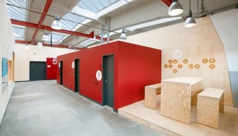 Produktionsflächen Sirius Business Park Berlin Gartenfeld