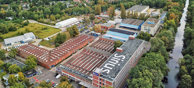 sirius business park in berlin gartenfeld