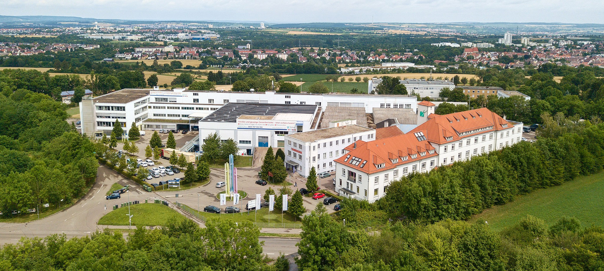 sirius business park ludwigsburg luft