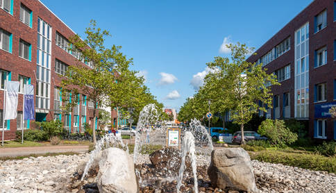 Sirius Business Park Potsdam-Babelsberg