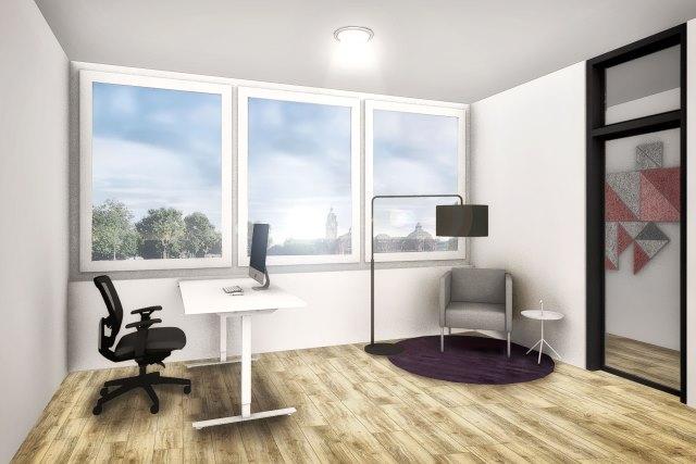 hochmoderne b ros in wiesbaden mieten wir er ffnen unser neues business center. Black Bedroom Furniture Sets. Home Design Ideas