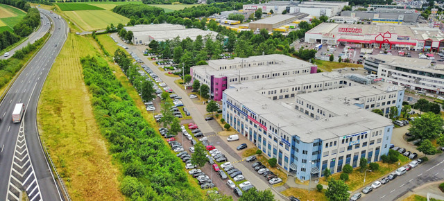 sirius facilities business park aachen europapark