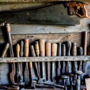 Ausstattung einer Werkstatt