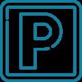 Icon Parkplatz