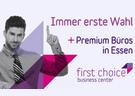 Banner Premium Büros im Ruhrturm Essen