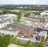 Gewerbeflächen in Düsseldorf Süd