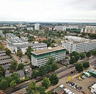 Sirius Business Park Magdeburg