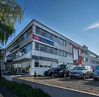 Gewerbeflächen im Business Park Offenbach-Süd