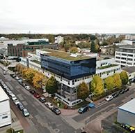 Gewerbeflächen im Office Center Frankfurt-Ost