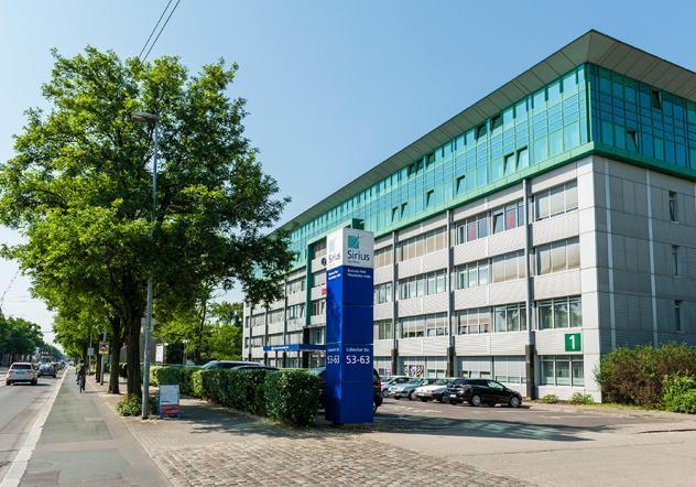 Sirius Business Parks Magdeburg