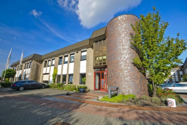 Außenansicht vom Sirius Business Parks Krefeld