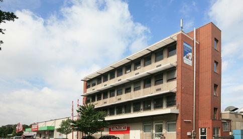 Bürogebäude in Bremen