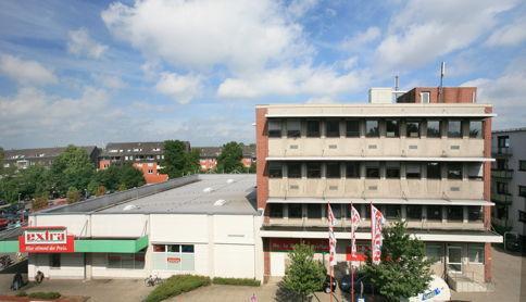 Geländeansicht Business Park Bremen