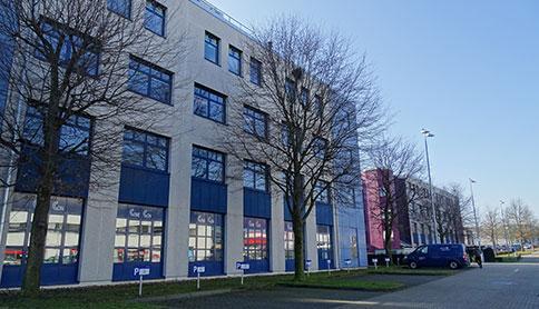 Bürogebäude Europark Aachen