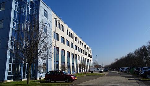 Bürogebäude Europark Aachen Ansicht 01