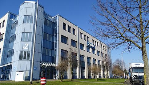 Bürogebäude Europark Aachen Ansicht 02